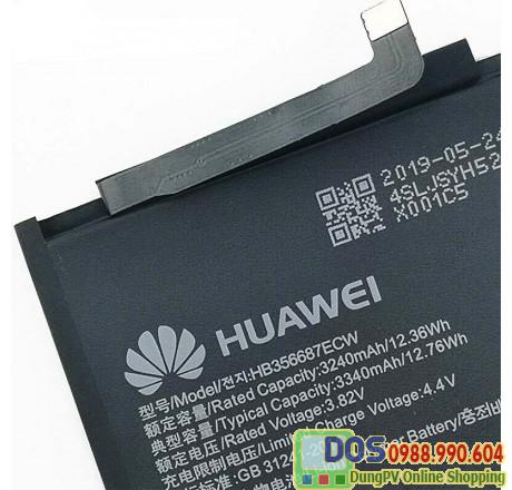 thay pin điện thoại huawei mate 10 lite chính hãng