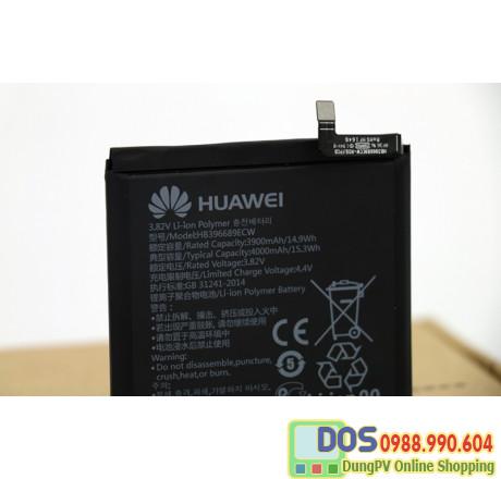 thay pin điện thoại huawei mate 9 pro chính hãng 3