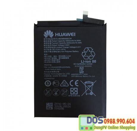 thay pin điện thoại huawei mate 9 pro chính hãng 5