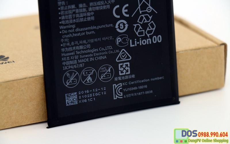 thay pin điện thoại huawei mate 9 pro chính hãng 1