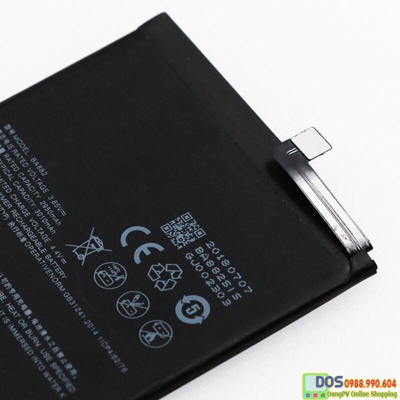 thay pin điện thoại meizu 16th chính hãng 3