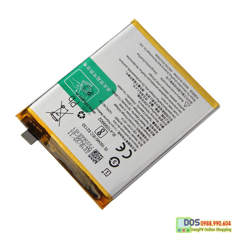 Thay pin điện thoại oneplus 6t chính hãng 1