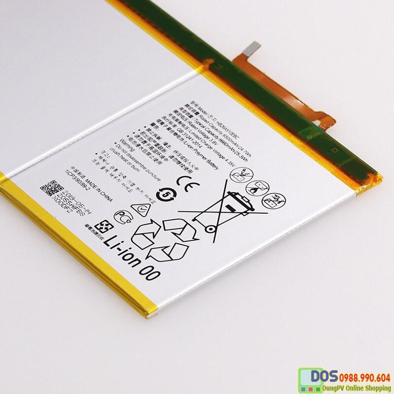 thay pin huawei d-01h, m2 10 inch lấy ngay 1
