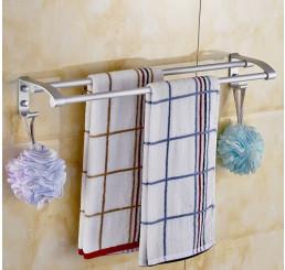Giá để đồ nhà tắm hợp kim nhôm, giá treo khăn tắm