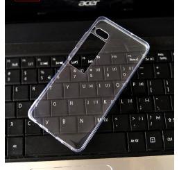 Ốp lưng Meizu pro 7 Silicone trong suốt, ốp điện thoại meizu