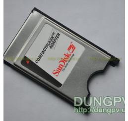 PCMCIA - CF đầu đọc thẻ CF