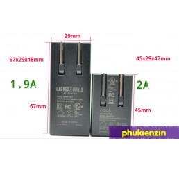 Sạc điện thoại Nook 5V 2A palm chính hãng