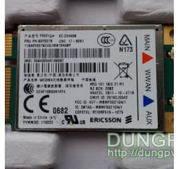 Lenovo Thinkpad F5521gw, Gobi3000