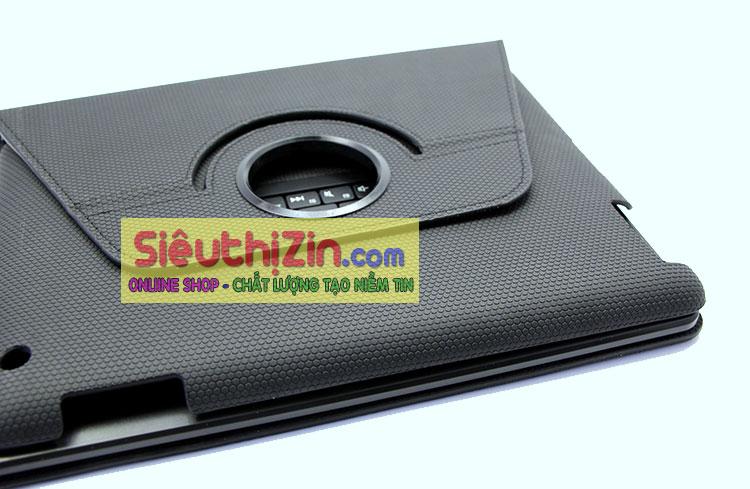 Bàn Phím Bluetooth kèm bao da cho Ipad 2,3,4 kiêm bao da