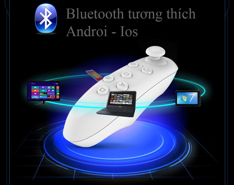 tay choi game bluetooth cho thiết bị di động